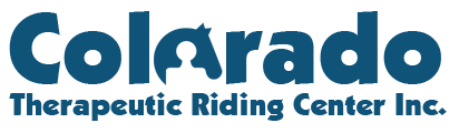Colorado Therapeutic Riding Center Sticky Logo Retina