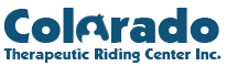 Colorado Therapeutic Riding Center Mobile Logo